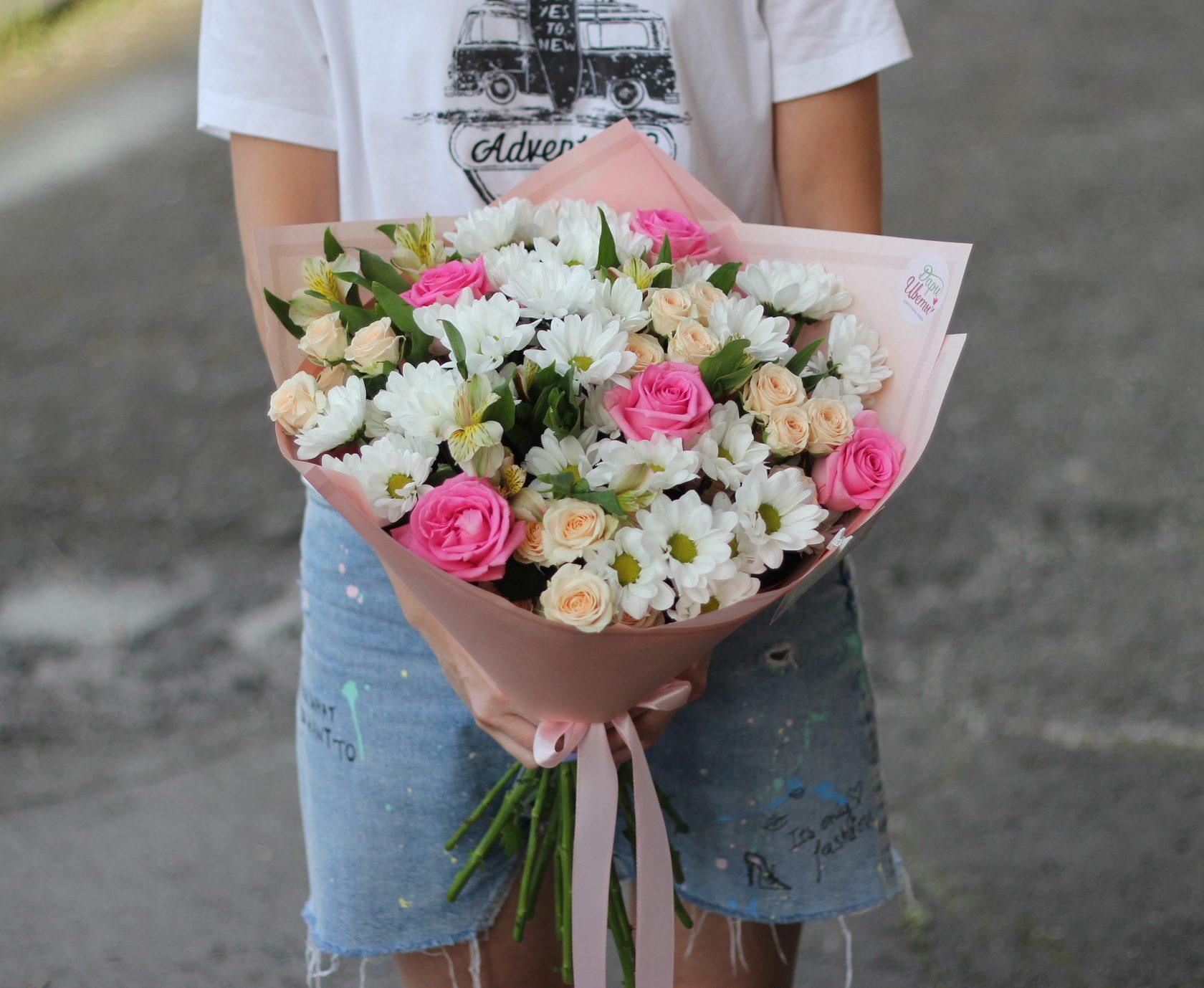 Заказать цветы по телефону в омске, букетом заказать цветы